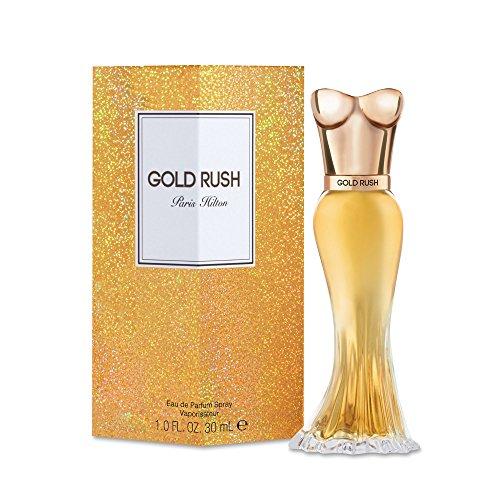 (Paris Hilton Rush for Women Eau De Parfum Spray, Gold, 1 Ounce)