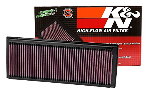 K&N 33-2865 High Performance Replacement Air Filter