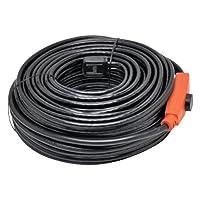 câble chauffant 18m VOSS.eisfrei, câble chauffant antigel, chauffage gouttière