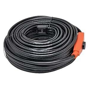 14m Cable térmico, para descongelado de tuberías, calefactor de tuberías