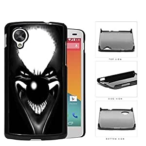Evil Clown Scary Face Mask Hard Plastic Snap On Cell Phone Case LG Nexus 5
