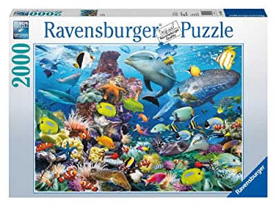 Underwater 2000 Piece Puzzle from Ravensburger