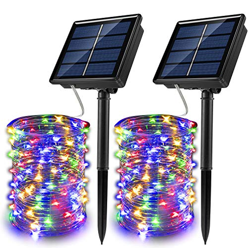 Best Solar Powered Christmas Lights in US - 2