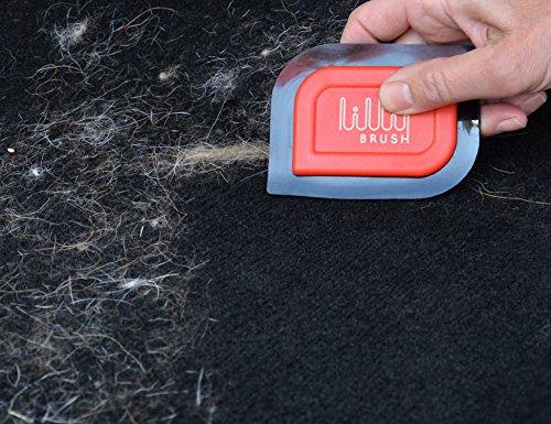 Lilly Brush Mini Pet Hair Detailer 2
