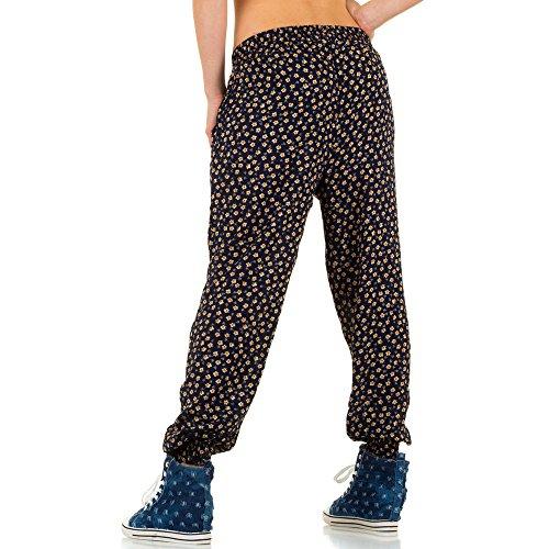 Ital-Design - Pantalón - para mujer Azul