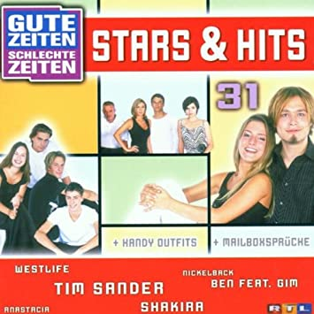 Gute Zeiten Schlechte Zeiten Stars Hits Vol31 Various