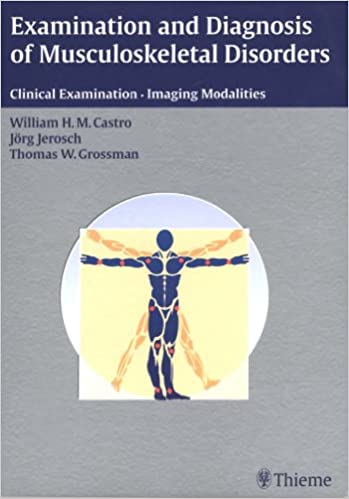 Examination and Diagnosis of Musculoskeletal Disorders:
