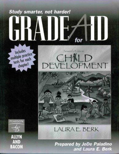 Child Development: Grade Aid Workbook