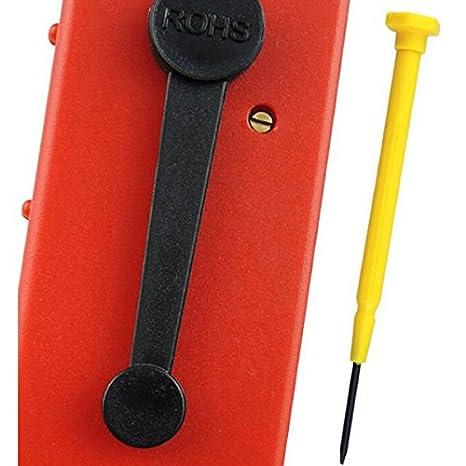 sin bater/ía ORP-969 ORP Negativo Potencial Pluma Port/átil Prueba de Calidad del Agua Pluma