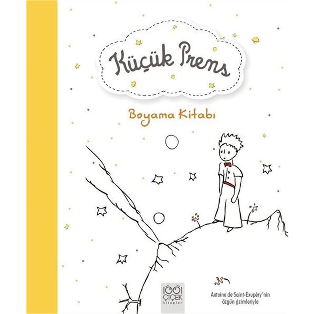 Küçük Prens Boyama Kitabı Kolektif Amazoncomtr Kitap Store