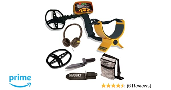 Amazon.com : MDS-350-EDGE-CAMO-POUCH - GARRETT ACE 350 METAL DETECTOR W/COIL COVER GARRETT EDGE DIGGER & CAMO POUCH : Hobbyist Metal Detectors : Garden & ...