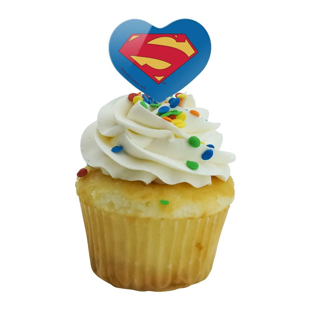 10X Unicorn Cupcake Topper Food Picks for Kid Baby Shower Birthday Cake   X