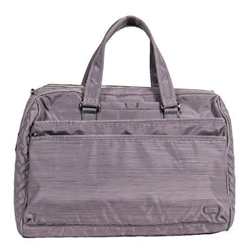 Lug Women's Minibus Duffel Bag, Brushed Pearl, One Size Cargo Mini Bag