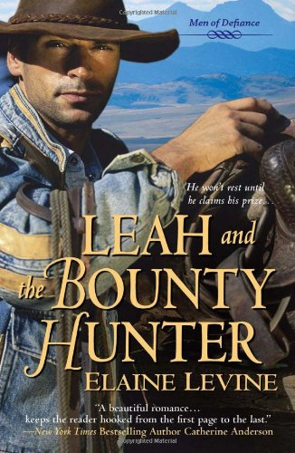 Download Leah and the Bounty Hunter (Men of Defiance) pdf epub