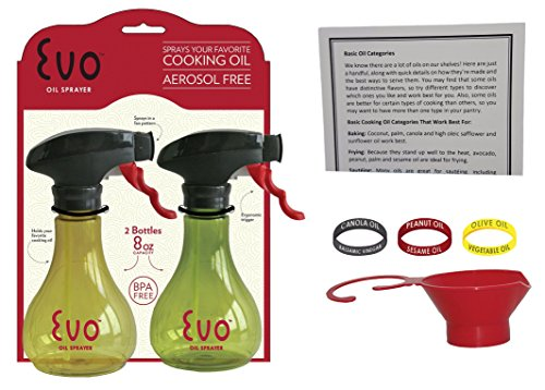 evo oil sprayer - 2