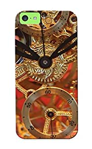 meilinF000Caroiliams New Arrival ipod touch 5 Case Clock Mechanism Case Cover/ Perfect DesignmeilinF000