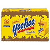 Yoo-hoo Chocolate Drink, 6.5 fl oz boxes (Pack of 32)
