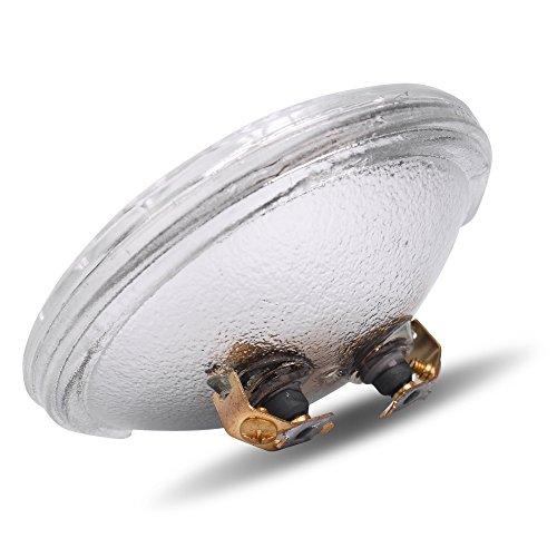 PAR36 LED 6 Watt Light Bulb Outdoor Garden Landscape Lighting Low Voltage 12V AC DC Multi-purpose Poolside Waterproof IP65 Flood Lamp 3000K Warm White 12 Volt Under Pool Lights 6 Pack AR111 G53 6 PACK by 12Vmonster (Image #2)