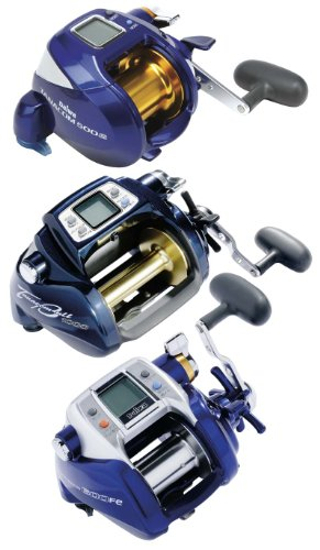 Daiwa Hyper TanaCom 600Fe Big Game Electric Reel
