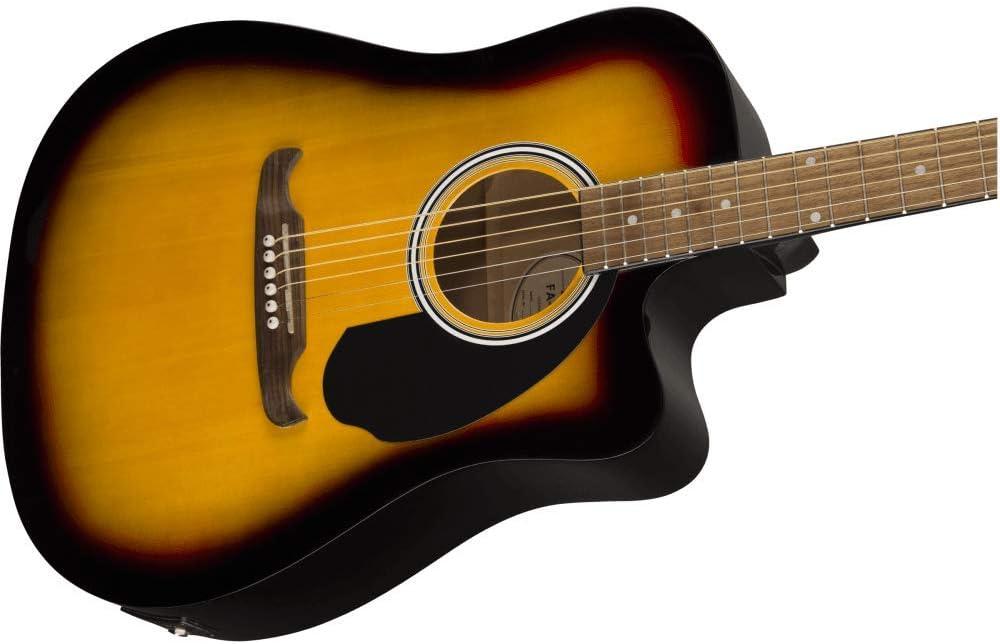 best fender acoustic electric guitar