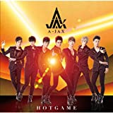 A-Jax - Hot Game (Type A) (CD+DVD) [Japan LTD CD] UMCK-9584