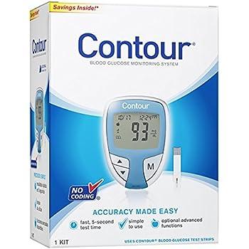 Amazon Com Accu Chek Guide Blood Glucose Monitoring