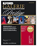 ILFORD 2001744 GALERIE Prestige Smooth Pearl - 5 x 7 Inches, 100 Sheets offers