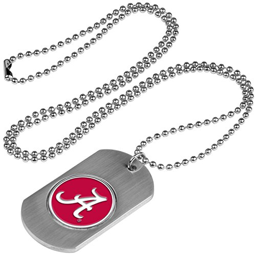 LinksWalker NCAA Alabama Crimson Tide - Dog Tag by LinksWalker