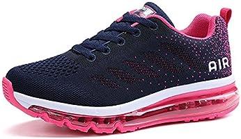 Unisex Sneakers Sportschuhe Schnürer Air Running Shoes 35-45
