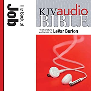 King James Version Audio Bible: The Book of Job Audiobook