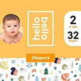 Hello Bello Diapers Jumbo Pack - Fuzzy Forest