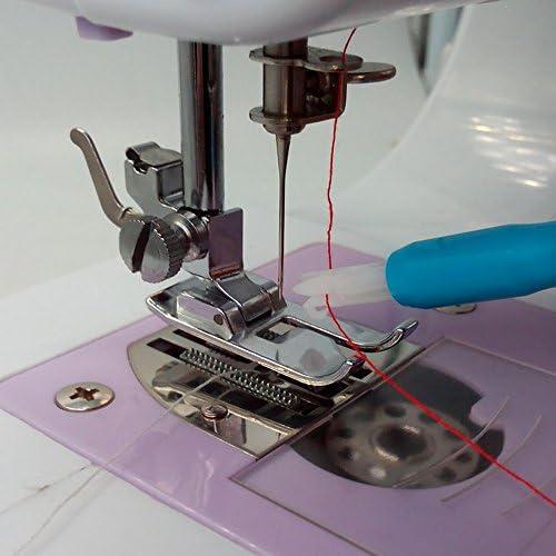 Herramienta para insertar y enhebrar la aguja, para máquina de coser: Amazon.es: Hogar