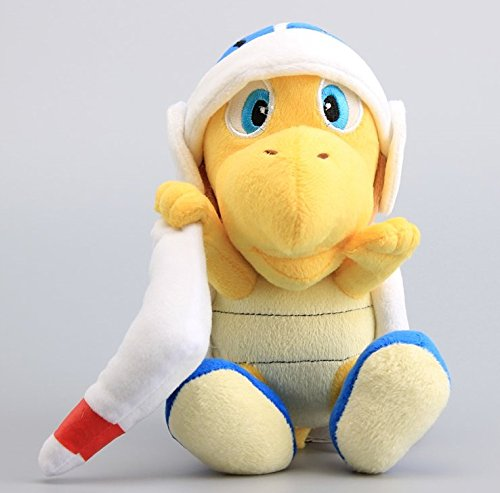 "Super Mario Bros Plush 7.9"" /20cm Koopa Troopa Boomerang Character Doll Stuffed Animals Figure Soft Anime Collection Toy"