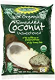 Let's Do Organic Unsweetened Coconut Shredded, Fine Shred, 8 oz