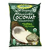 Let's Do Organic 100% Organic Shredded Coconut - Unsweetened 8 oz (227 g) Pkg