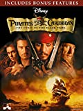 DVD : Pirates of the Caribbean: Curse of the Black Pearl (Includes Bonus Features)