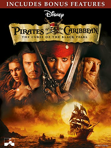 Pirates of the Caribbean: Curse-word of the Black Pearl (Includes Bonus Features)