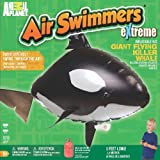 Animal Planet Air Swimmers eXtreme Radio-Control Giant Flying Killer Whale - 27 MHz