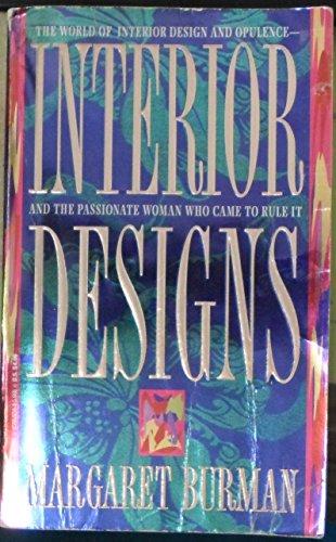 book cover of Interior Designs