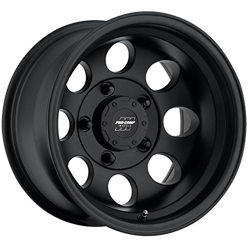 Pro Comp Alloy 7069-6873 Xtreme Alloys Series 7069 Black Fin