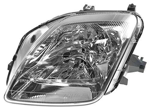 - Headlight Headlamp Driver Side Left LH for 97-01 Honda Prelude