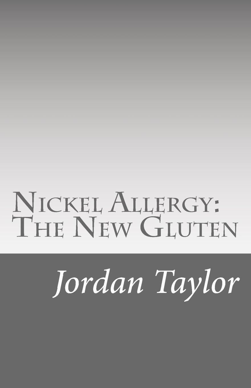 Nickel Allergy Gluten Jordan Taylor product image