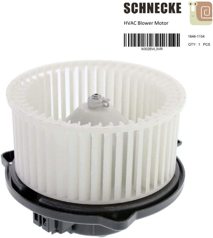 09-12 CX-7 CX7 replaces EG2261B10 Schnecke Front AC Heater Blower Motor Fits select MAZDA