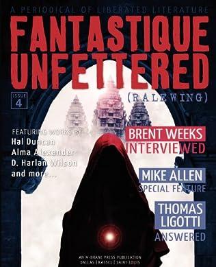 book cover of Fantastique Unfettered 4