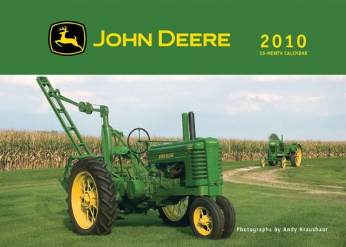 John Deere 2010 by Voyageur Press