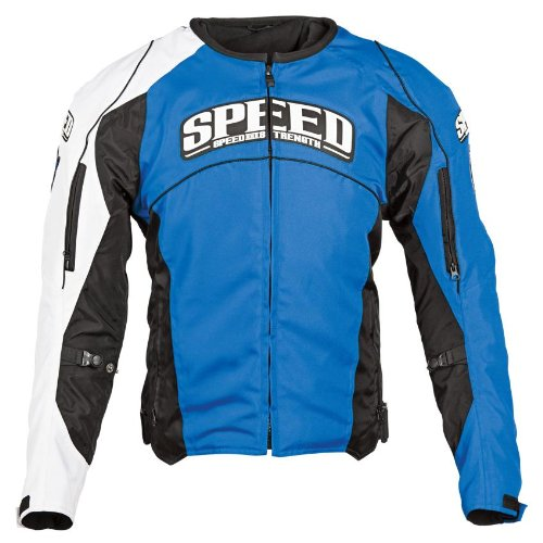 Speed and Strength Top Dead Center Jacket - Small/Blue