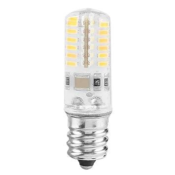 Yosooo E12 - Bombillas LED para frigorífico, microondas, Horno y Cocina (2W,
