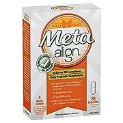 Meta Align Daily IBS Probiotics Capsules 28 Pack