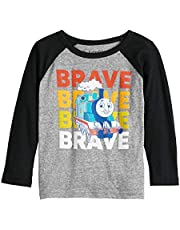 Jumping Beans Toddler Boys 2T-5T Thomas Brave Graphic Tee