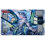カードファイト ヴァンガード 英語版 プレイマット 蒼嵐艦隊特典 蒼嵐竜 メイルストローム
